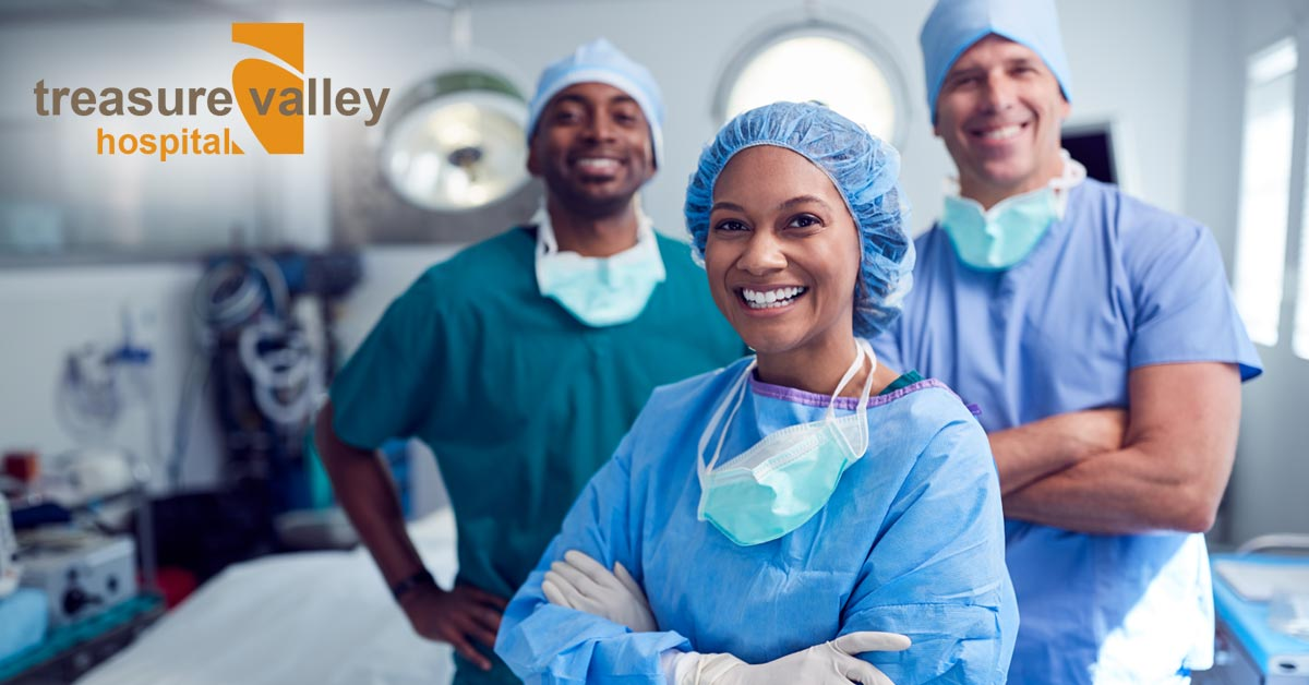 Treasure Valley Hospital Receives Outstanding Patient Experience Award™ Third Year in a Row