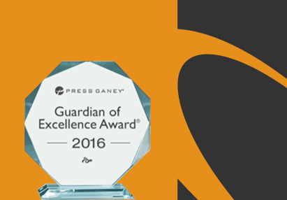 Guardian of Excellence Award by Press Garney - Awarded in 2016